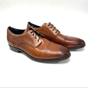 Cole Haan Jefferson Grand 2.0 Cap Toe Oxford Shoes